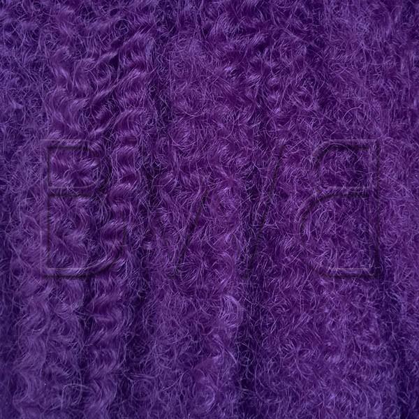 Afro kinky Purple - Purple