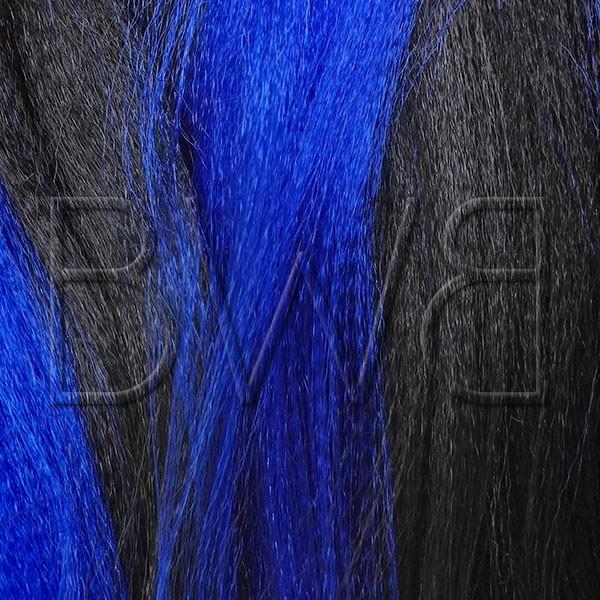 Xpression - 1B/Blue - Noir profond et Bleu