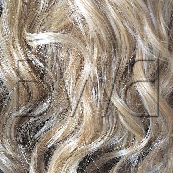 Teinte Sensationnel DX2002 - Blond clair mèché blons platine