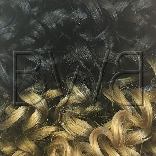 Teinte sensationnel 1B/27 - tie & dye noir et blond