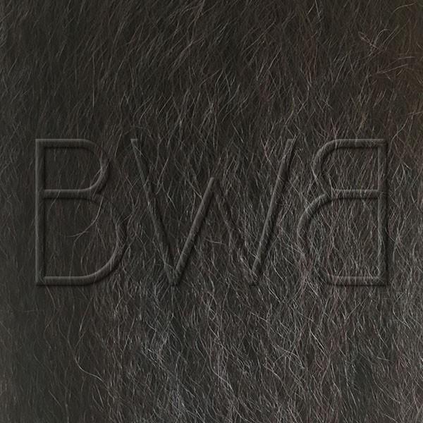 Braid - 1B/33 - noir mèché marron foncé