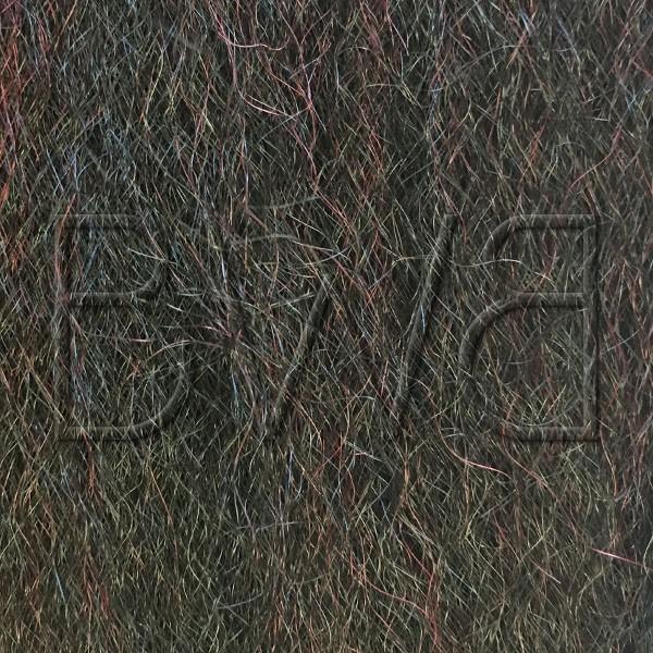 Braid - 1B/99J - Noir mèché rouge