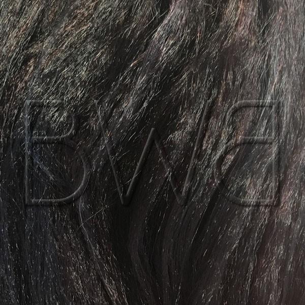 Teinte pony T2/33 - noir mèché marron rouge