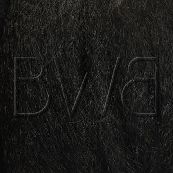 Braid - 1 - Noir profond