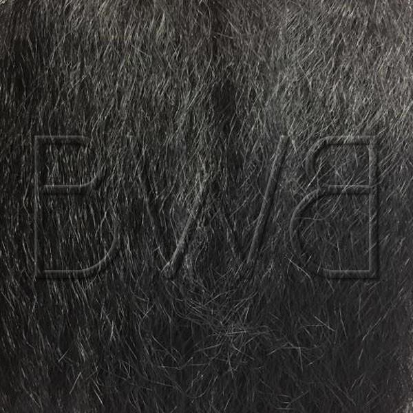 Braid - 2 - Noir naturel
