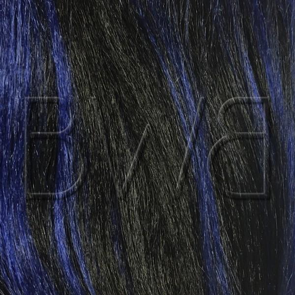 Teinte pony 1b/blueFS - noir et bleu