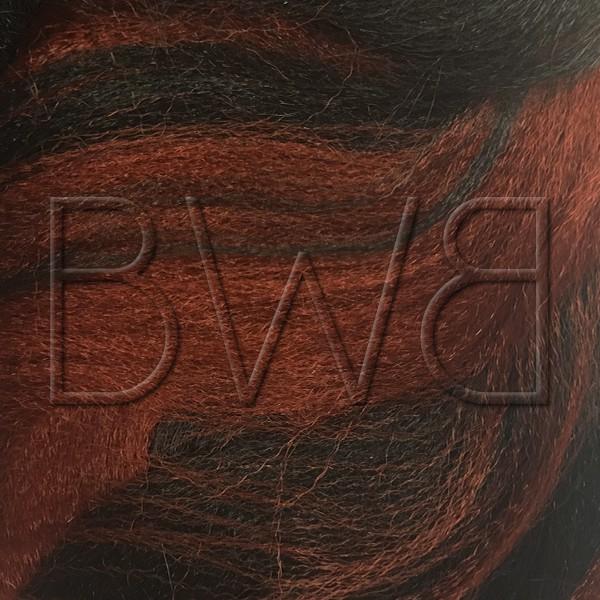 Xpression -1B/350 - noir et rouge cuivré