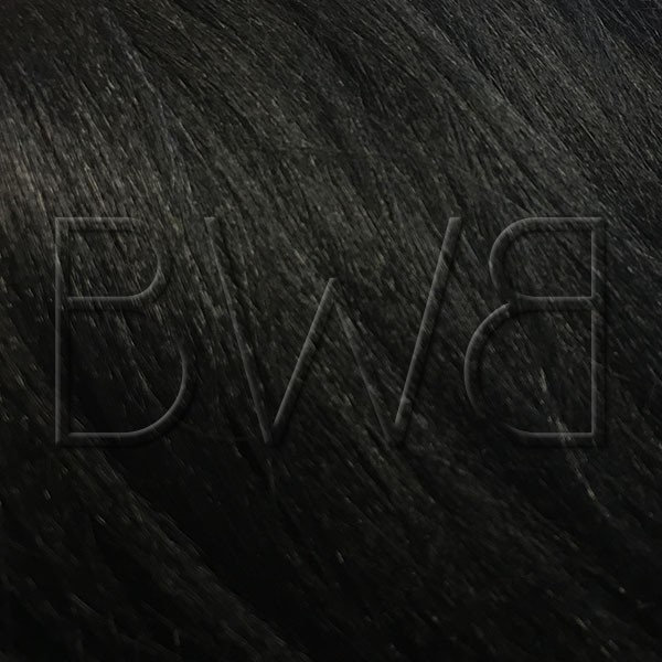 Teinte Sleek Hair - Kourtney - 1B
