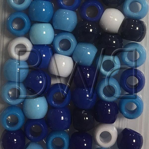 Perles Bleus (grosses)