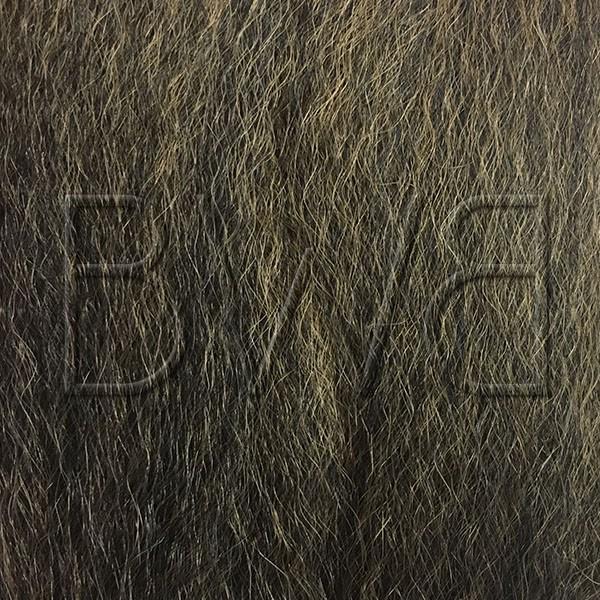 Braid - M1B/27 - Noir mèché blond