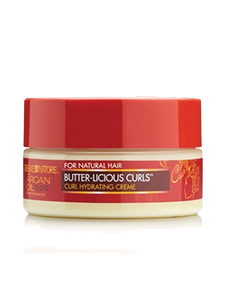 creme of nature butter licous curls