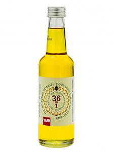 l'huile au 36 huile concentrée en 1