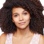 brune cheveux brun ou noir